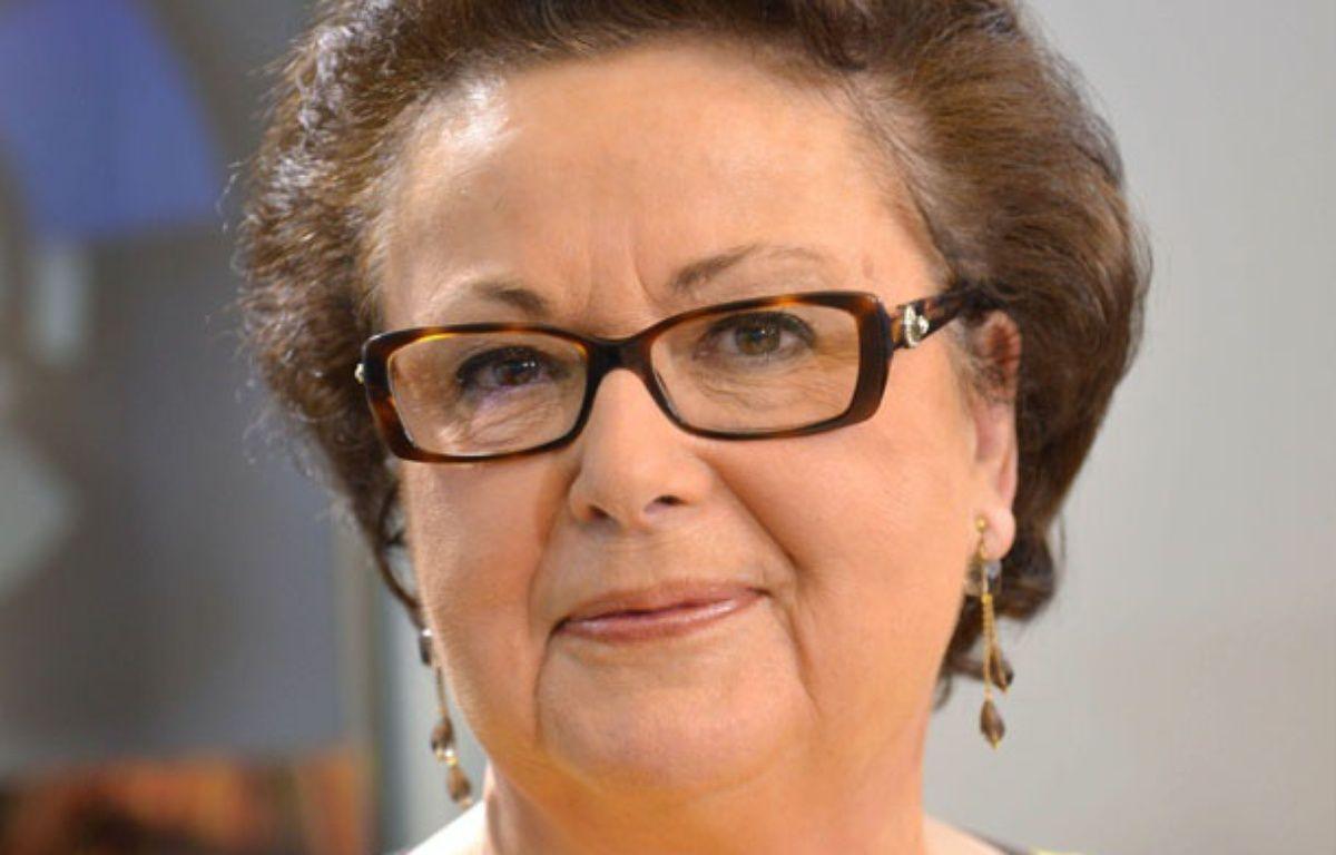 Christine Boutin – IBO/SIPA