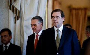 Le Premier ministre portugais Pedro Passos Coelho a estimé vendredi soir que la crise n'était pas terminée malgré les bons résultats obtenus par l'économie portugaise au deuxième trimestre, qui a renoué avec la croissance après plus de années de récession.