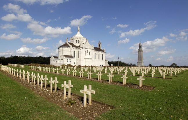 La nécropole Notre Dame de Lorette, dans le Pas-de-Calais, verra défiler les reporters de la mémoire.