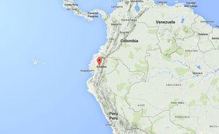 Province de Chimborazo, en Equateur.