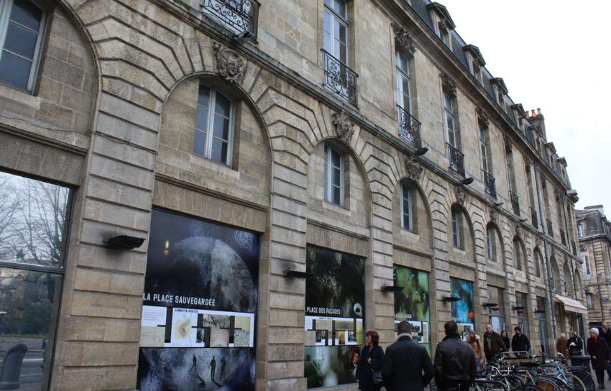 L'ancien immeuble de Virgin, place Gambetta à Bordeaux – M.Bosredon/20Minutes