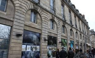 L'ancien immeuble de Virgin, place Gambetta à Bordeaux