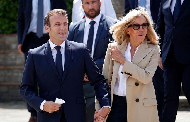 Brigitte Macron dénonce «les mensonges et les fantasmes» sur le couple présidentiel