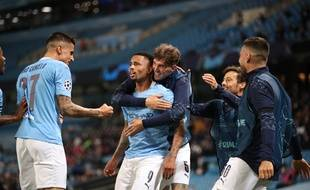 Gabriel Jesus a permis à City d'éliminer le Real Madrid en 8e de finale de C1.