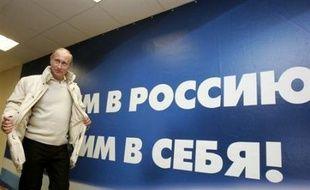 Le compte à rebours pour la succession du président russe Vladimir Poutine a été officiellement enclenché mercredi avec l'ouverture d'une période d'un mois pendant laquelle les candidats vont devoir se faire connaître.