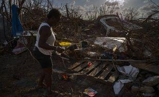 Les dégâts sont très importants aux Bahamas.