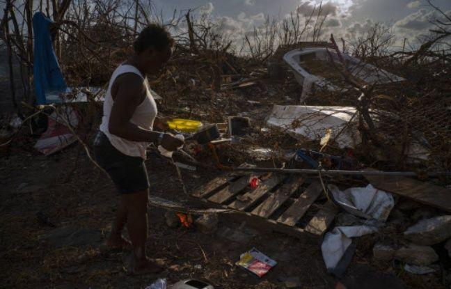 Ouragan Dorian: Encore 1.300 personnes portées disparues aux Bahamas