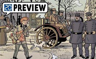 Luc Leroi visite le Paris du 19e siècle (extrait)