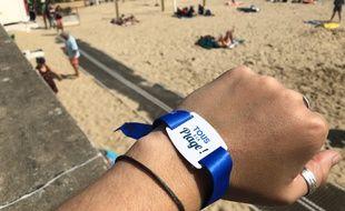 La plage de la Baule est passée au paiement dématérialisé