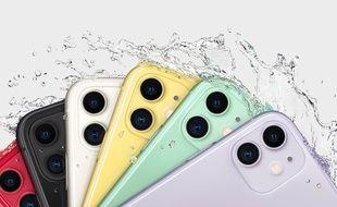 Des iPhone 11 (illustration).