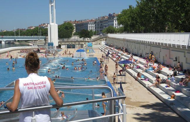 Lyon la piscine du rh ne baisse ses prix d 39 entr e mais - Piscine du rhone ouverture ...