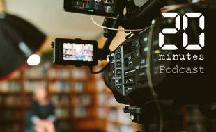 Illustration d'une caméra vidéo pour un tournage