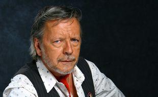 Le chanteur Renaud en novembre 2007.
