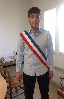 Philippe Graziani, le maire de Bigorno en Haute-Corse.