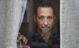 Thomas B. Reverdy, écrivain auteur de «Les Évaporés» le 12 septembre 2013 à Paris.