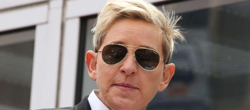 Ellen DeGeneres à Hollywood en 2018.