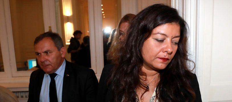 La journaliste Sandra Muller, à l'origine du mot-clé #Balancetonporc, a été condamnée pour diffamation.