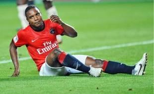 Le Parisien Stéphane Sessegnon ne s'est pas présenté, hier, à l'entraînement du PSG.