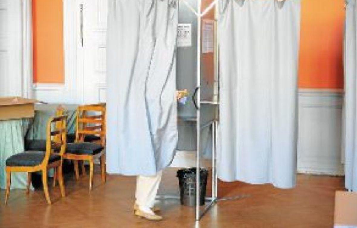 Dimanche, 40 % des électeurs de Haute-Garonne ont boudé les urnes. –  G. Varela/20 minutes