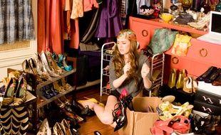 L'héroïne de «Confessions d'une accro du shopping» n'a visiblement pas lu le livre de Marie Kondo.