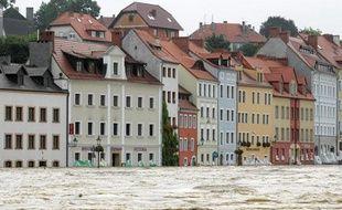 Les inondations ont ravagé plusieurs villages en République Tchèque, notamment dans la région de Liberec, dimanche 8 août 2010