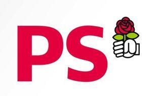Le nouveau logo du parti socialiste, rendu public le 12 janvier 2010.