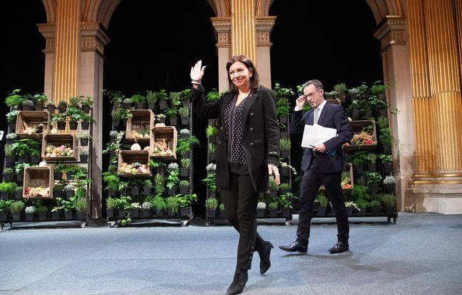 Municipales 2020 à Paris: Anne Hidalgo se lance dans une campagne éclair de neuf semaines