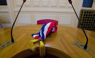 L'écharpe du maire