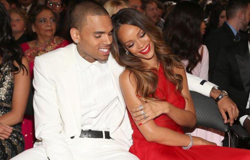 La Rencontre Entre Rihanna Et Chris Brown