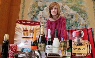 """""""Il n'est champagne que de Champagne"""", l'adage a force de loi au Comité interprofessionnel des vins de champagne (CIVC) à Epernay (Marne), qui défend son précieux et luxueux label soumis chaque année à des centaines de tentatives d'usurpation ou de détournement de notoriété."""