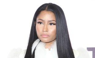 La chanteuse Nicki Minaj