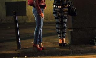 Les deux prostituées enceintes exerçaient à Toulouse. Illustration.