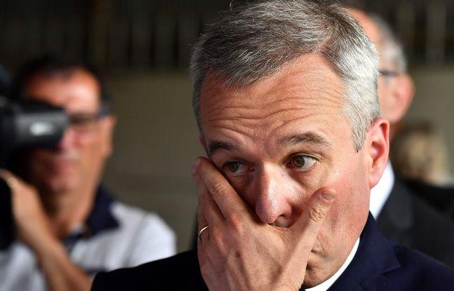 François de Rugy,le 11 juillet 2019.GEORGES GOBET / AFP