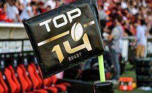 Canal + est le diffuseur officiel du Top 14 jusqu'en 2023.