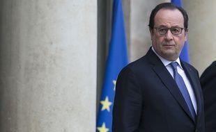François Hollande le 25 juin 2016.