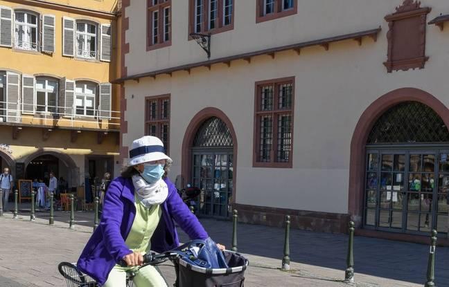 Coronavirus à Strasbourg: Le port du masque reste obligatoire presque partout dans la ville