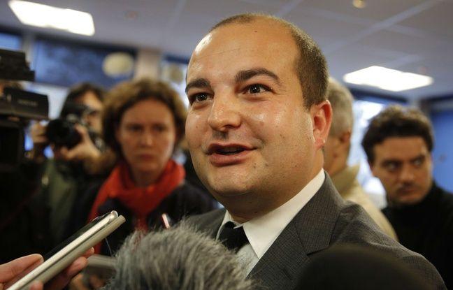 David Rachline chargé de la communication du FN en remplacement de Florian Philippot