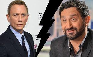 Daniel Craig VS Cyril Hanouna.