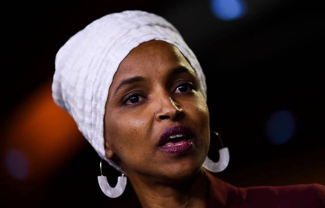 Etats-Unis: L'élue musulmane Ilhan Omar réplique à Donald Trump, qui l'a fait huer, et le traite de «fasciste»