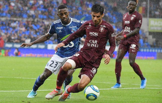 Ligue 1: Comment le FC Metz a bloqué Strasbourg et décroché le match nul en Alsace