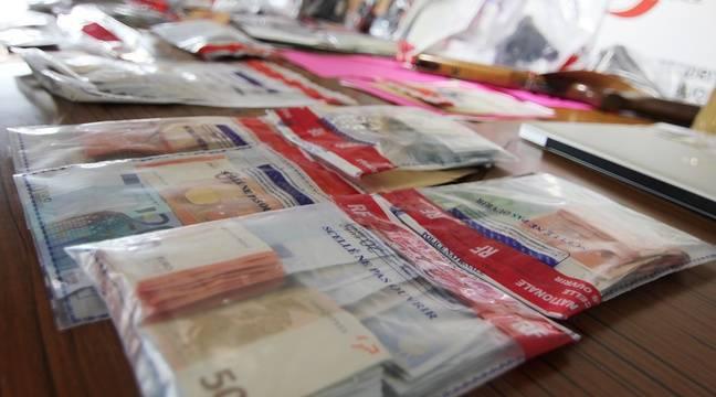 Val-d'Oise : 830.000 euros en cash retrouvés chez un garagiste soupçonné de travail illégal