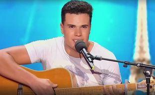 Dany a chanté en «hommage» à son ami Alexandre, mort au Bataclan, pendant l'émission «La France a un incroyable talent».