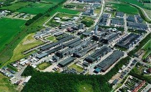 L'usine pharmaceutique Novo Nordisk,à Kalundborg au Danemark, inspire l'Aquitaine.