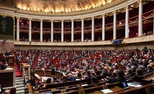 Les députés à l'Assemblée nationale, le 29 janvier 2019.