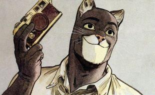 Blacksad, le matou détective privé