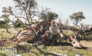 L'Association pour la protection des animaux sauvages (Aspas) lance le 18 avril une campagne de communication pour déglorifier les trophées de chasse.