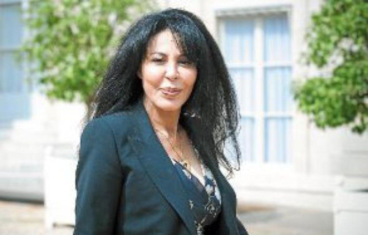 Yamina Benguigui dénonce un conflit «oublié et sans images». –  V. WARTNER / 20 MINUTES