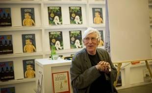 Tomi Ungerer, auteur de livres pour enfants,  à New York, en 2011.
