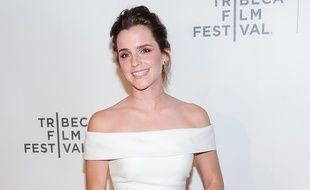 Emma Watson au Tribeca Film Festival