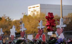 Armé d'un fusil semi-automatique,  Nikolas Cruz a tué 17 personnes dans le lycée Marjory Stoneman Douglas de Parkland, en Floride, le 14 février 2018.